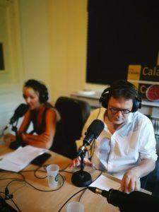animation émission vagabondage radio calade radio associative villefranche gleizé