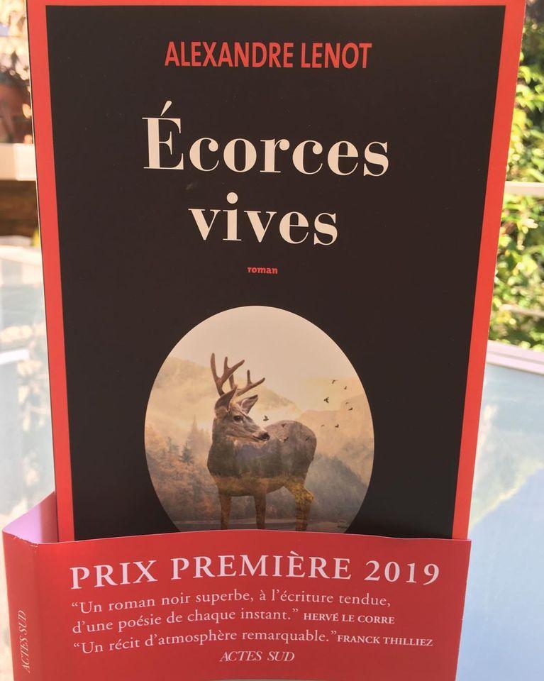 Livre book Actes Sud Lenot conseil de lecture Actes Sud